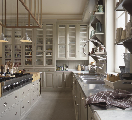 Transitional Kitchen Uptown Kitchen Bath Design